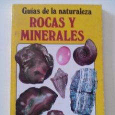 Libros de segunda mano: ROCAS Y MINERALES, JUEVENTUD, 1981. Lote 51371733