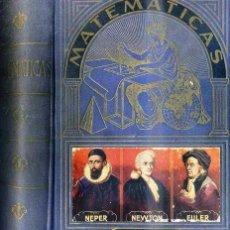 Libros de segunda mano de Ciencias: POSTIGO : MATEMÁTICAS (HISPANIA SOPENA, 1950). Lote 51450711