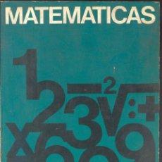 Libros de segunda mano de Ciencias: MATEMATICAS - AFHA 1979. Lote 51591949