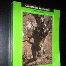Libros de segunda mano: ARBOLES Y ARBUSTOS DE ASTURIAS. CONOCER ASTURIAS / CONOCER ASTURIAS. Lote 52122572