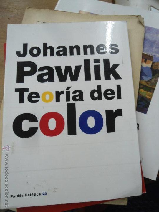 libro teoría del color johannes pawlik 2007 ed. - Comprar Libros de ...