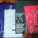 Libros de segunda mano: LAS OBSERVACIONES DE CAVANILLES,DOS-CENTS ANYS DESPRES. 4 TOMOS 1996, CARTON 34X28 COMPLETA. Lote 52308278