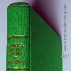 Libros de segunda mano: GEOLOGIA.DR. MAXIMINO SAN MIGUEL DE LA CÁMARA. Lote 52367359