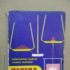 Libros de segunda mano de Ciencias: FISICA. ED. S.M. 1959. 6º CURSO. 240 PP. ILUSTRADO. . Lote 52522785