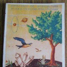 Libros de segunda mano: MISTERIOS DE LA NATURALEZA - POR JESÚS UGARTE - CON 19 FIGURAS. Lote 52714459