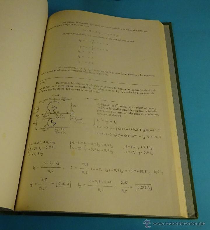 Libros de segunda mano de Ciencias: APUNTES PROBLEMAS DE FÍSICA. UNIVERSIDAD POLITÉCNICA DE VALENCIA - Foto 5 - 52820884
