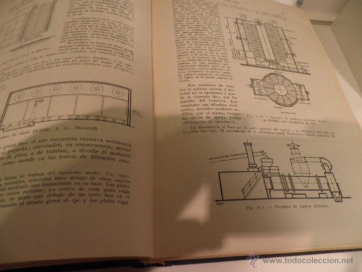 Libros de segunda mano de Ciencias: COMPEDIO DE TECNOLOGIA QUIMICA PARA QUIMICOS E INGENIEROS , DR HENGLEIN 1ªEDIC. AÑO 1943 - Foto 6 - 52897390