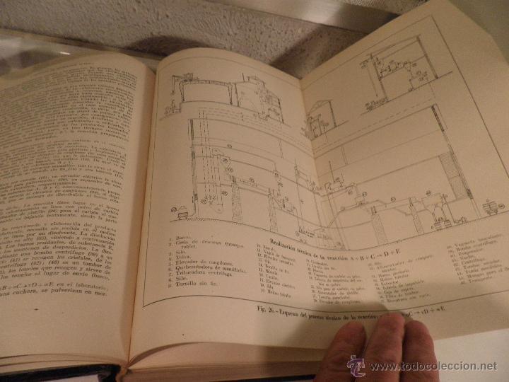 Libros de segunda mano de Ciencias: COMPEDIO DE TECNOLOGIA QUIMICA PARA QUIMICOS E INGENIEROS , DR HENGLEIN 1ªEDIC. AÑO 1943 - Foto 9 - 52897390
