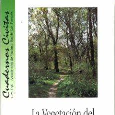 Libros de segunda mano: LA VEGETACIÓN DEL SOTO DE CANTALOBOS. Lote 52905578