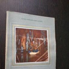 Libros de segunda mano: LAS CUEVAS DE VALPORQUERO . TOMO I .45 FOTOGRAFIAS EN B/N. PLANO Y CROQUIS . 1ª EDICION 1956.. Lote 53049390