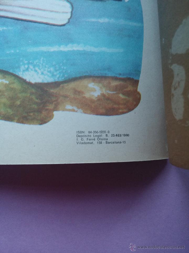 Libros de segunda mano: LOTE DE 3 LIBROS COLECCION GRAN ZOO, AVES, FAUNA SALVAJE Y FAUNA VARIADA, EDITORIAL ROMA,1980 - Foto 5 - 53119559