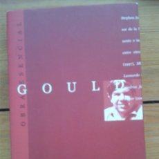 Libros de segunda mano: GOULD. STEPHEN JAY GOULD.. Lote 53124828