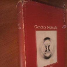 Libros de segunda mano: GENÉTICA MOLECULAR GUNTHER S. STENT.. Lote 53241062