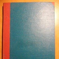 Libros de segunda mano de Ciencias: ALGEBRA Y GEOMETRIA. 4º CURSO DE BACHILLERATO. E. PEREZ CARRANZA. PLAN 1953. EDITORIAL SUMMA, MADRID. Lote 53339308