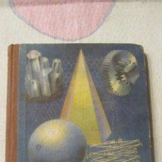 Libros de segunda mano de Ciencias: M69 LIBRO GEOMETRIA SEGUNDA GRADO EDITORIAL LUIS VIVES AÑO 1949. Lote 53400215