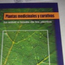 Libros de segunda mano: PLANTAS MEDICINALES - LA SALUD A TRAVES DE LAS PLANTAS. Lote 53416367