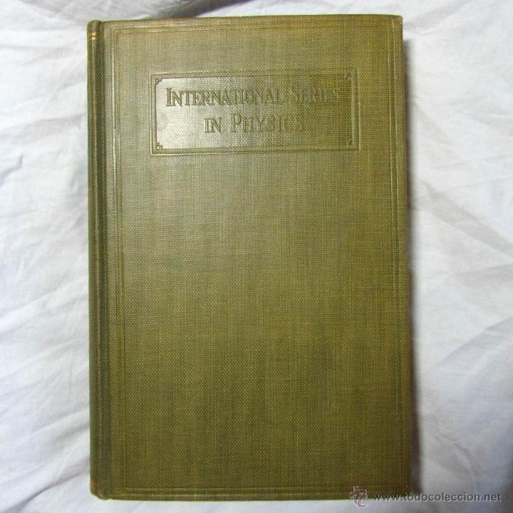 EXPERIMENTAL ATOMIC PHYSICS HARNWELL LIVINGOOD 1933 (Libros de Segunda Mano - Ciencias, Manuales y Oficios - Física, Química y Matemáticas)