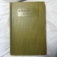 Libros de segunda mano de Ciencias: EXPERIMENTAL ATOMIC PHYSICS HARNWELL LIVINGOOD 1933. Lote 53812664