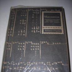 Libros de segunda mano de Ciencias: MATEMATICAS DE LUIS POSTIGO.(LICENCIADO EN CIENCIAS). EDITORIAL RAMÓN SOPENA, S. A. (1.965).. Lote 54008163
