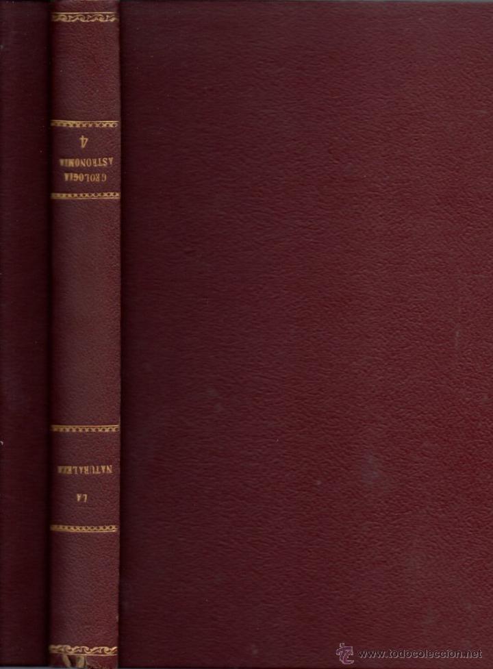 Libros de segunda mano: PUIG / SIMON : GEOLOGÍA Y ASTRONOMÍA (LA NATURALEZA IV, JOVER, 1970) MUY ILUSTRADO EN COLOR - Foto 2 - 54055827