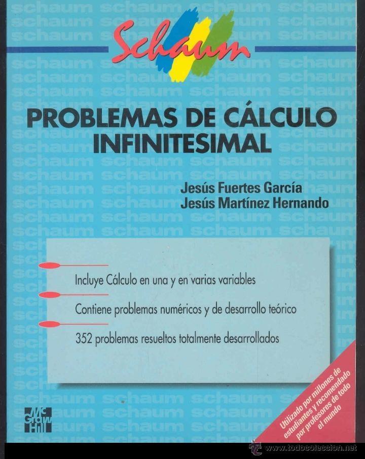 PROBLEMAS DE CALCULO INFINITESIMAL (Libros de Segunda Mano - Ciencias, Manuales y Oficios - Física, Química y Matemáticas)