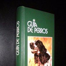 Libros de segunda mano: GUIA DEL PERRO. Lote 54301462