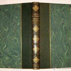 Libros de segunda mano: 1948 ERBARIO FIGURATO - 80 LAMINAS EN COLOR Y 283 GRABADOS - ITALIANO - BRUGALLA. Lote 54555493