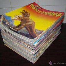Libros de segunda mano: DINOSAURIOS - PLANETA DEAGOSTINI -- FASCÍCULOS SUELTOS. Lote 54622226