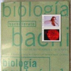 Libros de segunda mano: BIOLOGÍA Y GEOLOGÍA - BACHILLERATO - VARIOS AUTORES - ED. SM 1997 - VER INDICE. Lote 54631224