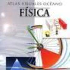 Libros de segunda mano de Ciencias: ATLAS VISUALES OCÉANO. FÍSICA. Lote 54945876