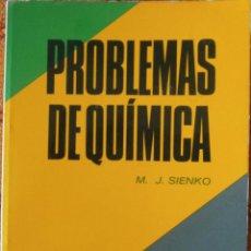 Libros de segunda mano de Ciencias: PROBLEMAS DE QUÍMICA M J SIENKO. Lote 117748334