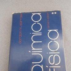 Libros de segunda mano de Ciencias: QUIMICA - FISICA. Lote 55079889