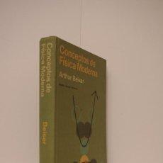 Libros de segunda mano de Ciencias: CONCEPTOS DE FÍSICA MODERNA, ARTHUR BEISER. Lote 55145780