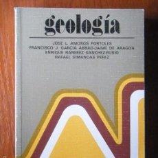 Livros em segunda mão: LIBRO GEOLOGIA MANUALES DE ORIENTACIÓN UNIVERSITARIA . Lote 55179621