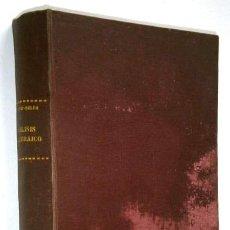 Libros de segunda mano de Ciencias: ANÁLISIS ALGEBRAICO POR A. FERNÁNDEZ DE TROCONIZ Y E. BELDA VILLENA DE ED. VIZCAINA EN BILBAO 1961. Lote 54927348