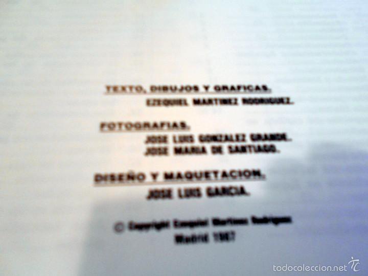 Libros de segunda mano: Hermoso estudio sobre la cigüeña blanca - Foto 2 - 55813387