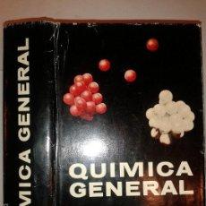 Libros de segunda mano de Ciencias: QUÍMICA GENERAL 1967 W. F. LUDER / R. A. SHEPARD / A. A. VERNORN / S. ZUFFANTI 2º EDICIÓN ALHAMBRA. Lote 56011989