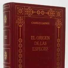 Libros de segunda mano: DARWIN, CHARLES: EL ORIGEN DE LAS ESPECIES (RBA) (CB). Lote 56107083
