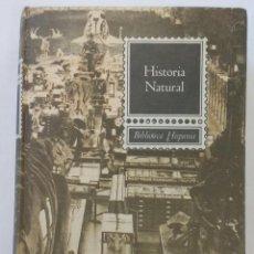 Libros de segunda mano: HISTORIA NATURAL. ANGEL CABRERA. ED. SOPENA, 1965. BIBLIOTECA HISPANIA.. Lote 56207386