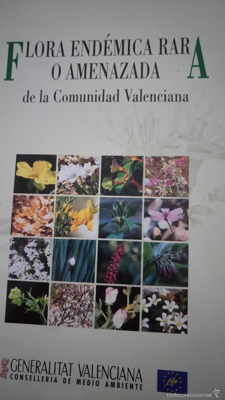 Flora end mica rara o amenazada de la comunida comprar libros de biolog a y bot nica en - Libreria segunda mano online ...