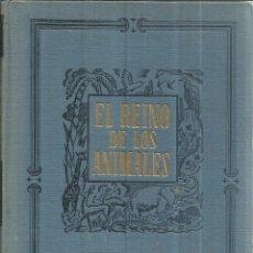 Libros de segunda mano: EL REINO DE LOS ANIMALES. ESPASA CALPE. TOMO I. MADRID. 1953. Lote 56473115