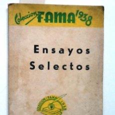 Libros de segunda mano: EL ORO EN LA NATURALEZA Y EN LA VIDA. .1930. JOAQUIN MENENDEZ ORMAZA LIBRO DEL PUEBLO 12. Lote 56483690