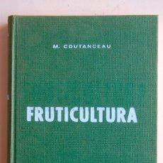 Libros de segunda mano: A261.- FRUTICULTURA.- M. COUTANCEAU. Lote 56874289