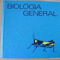 Libros de segunda mano: BIOLOGÍA GENERAL.- HELENA CURTIS.- EDICIONES OMEGA.. Lote 56970805