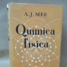 Libros de segunda mano de Ciencias: QUÍMICA FÍSICA - J.M. MEE - GUSTAVO GILI - AÑO 1953 - 800 PAG. (VER FOTOS) . Lote 56988662