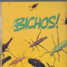 Libros de segunda mano: BICHOS. DESCUBRE EL FASCINANTE MUNDO DE LOS MINIMONSTRUOS TOMO 2 -ED. PLANETA. Lote 57070429