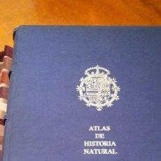 Libros de segunda mano: ATLAS DE HISTORIA NATURAL FELIPE II,(FACSIMIL). Lote 57128554