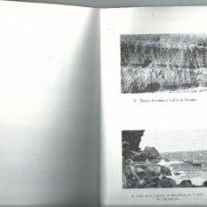 Livros em segunda mão: 1964 - ESTUDIO HIDROGEOLÓGICO DE LA ISLA DEL HIERRO CANARIAS - DUPUY DE LOME / MARIN DE LA BARCENA. Lote 229539435