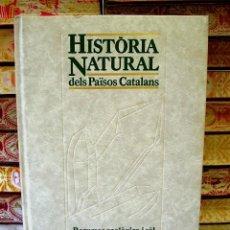 Libros de segunda mano: HISTÒRIA NATURAL DELS PAÏSOS CATALANS . VOL 3 . RECURSOS GEOLÒGICS I SÒL . AUTOR : FOLCH I GUILLÈN ,. Lote 57341283