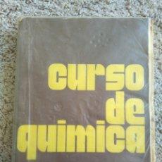 Libros de segunda mano de Ciencias: CURSO DE QUÍMICA. ALFONSO ESTEVE SEVILLA 1974. Lote 57343168